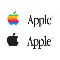 Apple logo (.EPS, 113.50 Kb)
