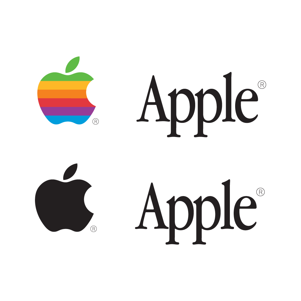 Apple logo vector (.EPS, 113.50 Kb) logo