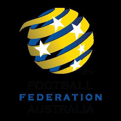 Australia national football logo vector logo