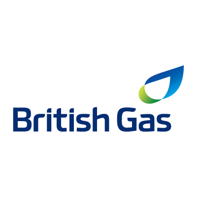 British Gas logo vector logo