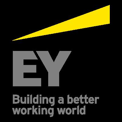Ernst & Young , EY logo vector logo