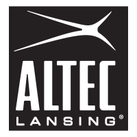 Altec Lansing download logo