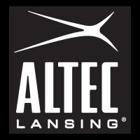 Altec Lansing download logo
