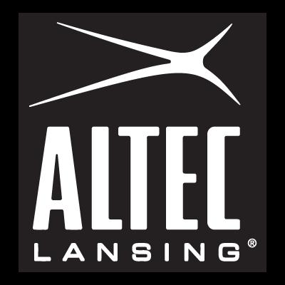 Altec Lansing download logo vector logo