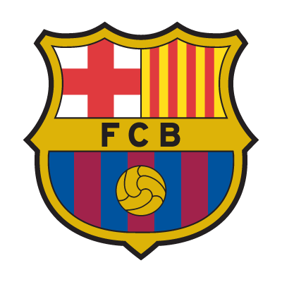 Barcelona FC download logo vector (.EPS + .PDF, 1.54 Mb) logo