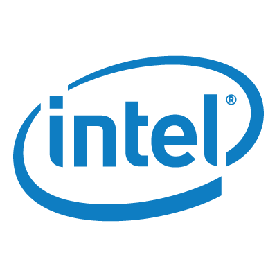 Intel download logo vector (.AI, 199.30 Kb) logo