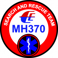 MH370 Search and Rescue Team logo