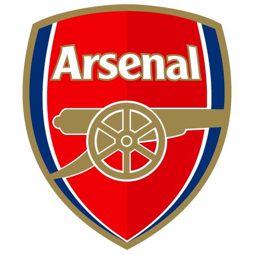 Arsenal logo vector (.AI, 318.67 Kb) logo