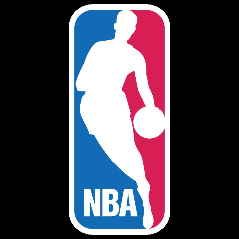 NBA logo vector logo