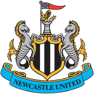 Newcastle United FC logo vector logo
