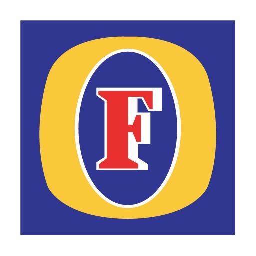 Foster's logo vector logo