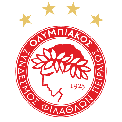 Olympiacos FC logo vector logo