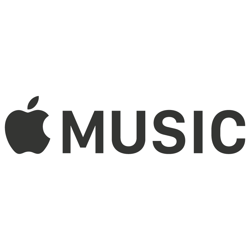 Apple Music logo vector logo