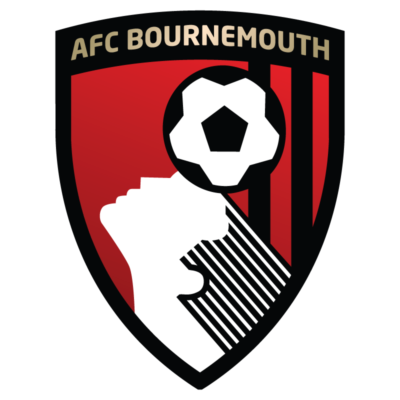 Bournemouth FC logo vector logo