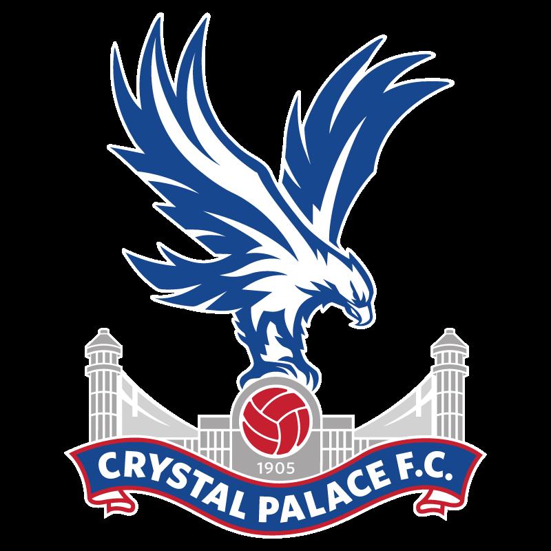 Crystal Palace FC logo vector logo