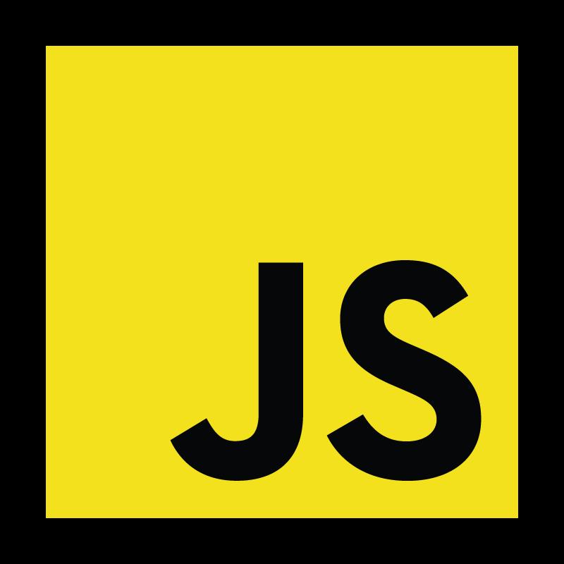 JavaScript logo vector logo