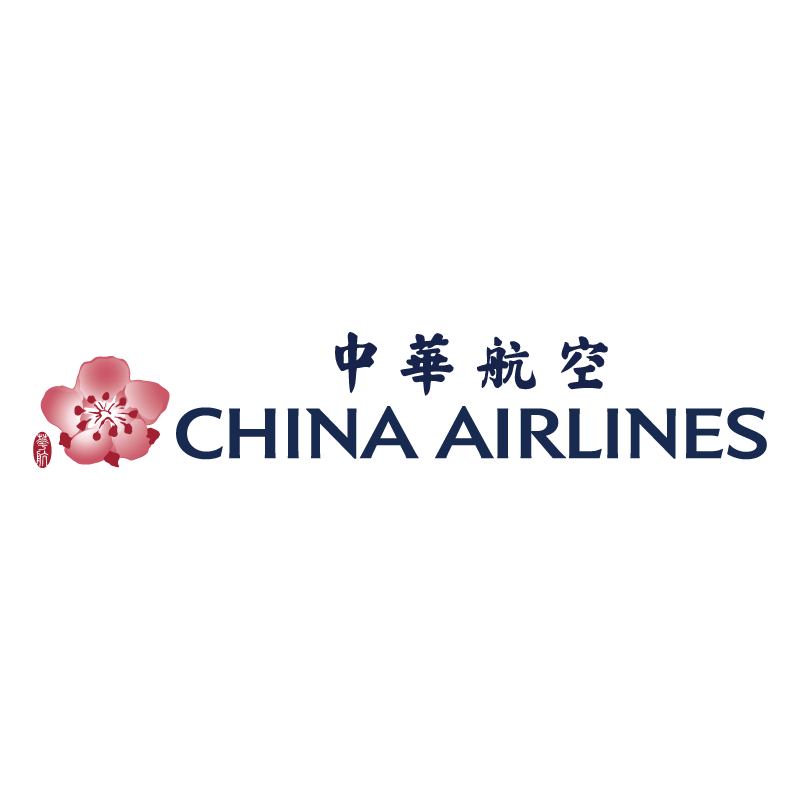 China Airlines logo vector logo