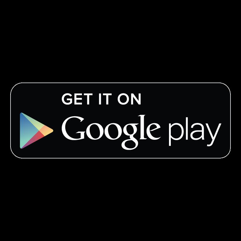 Get it on Google play logo vector logo