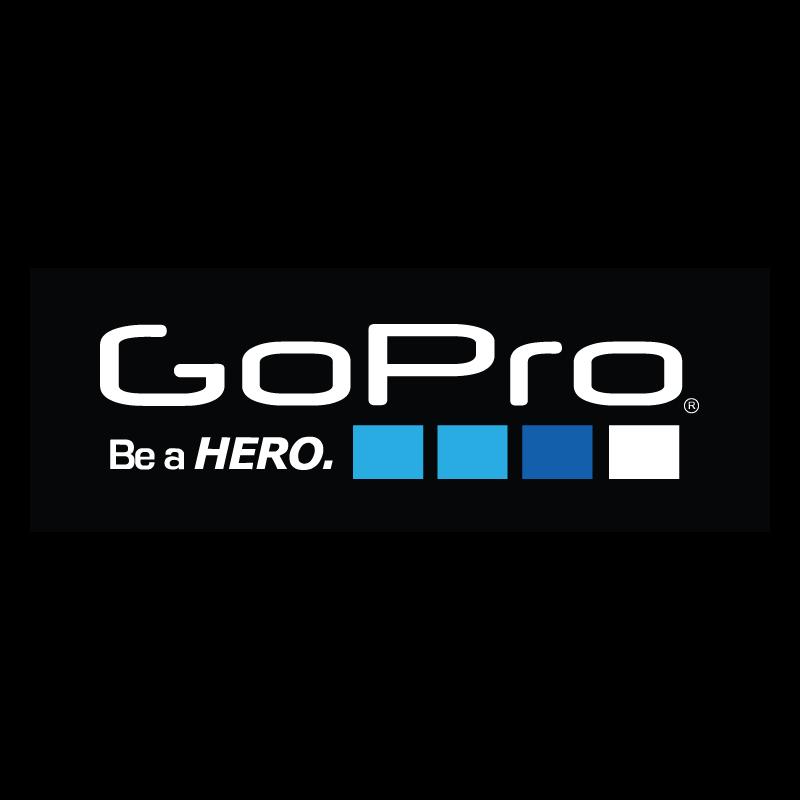 GoPro logo vector logo