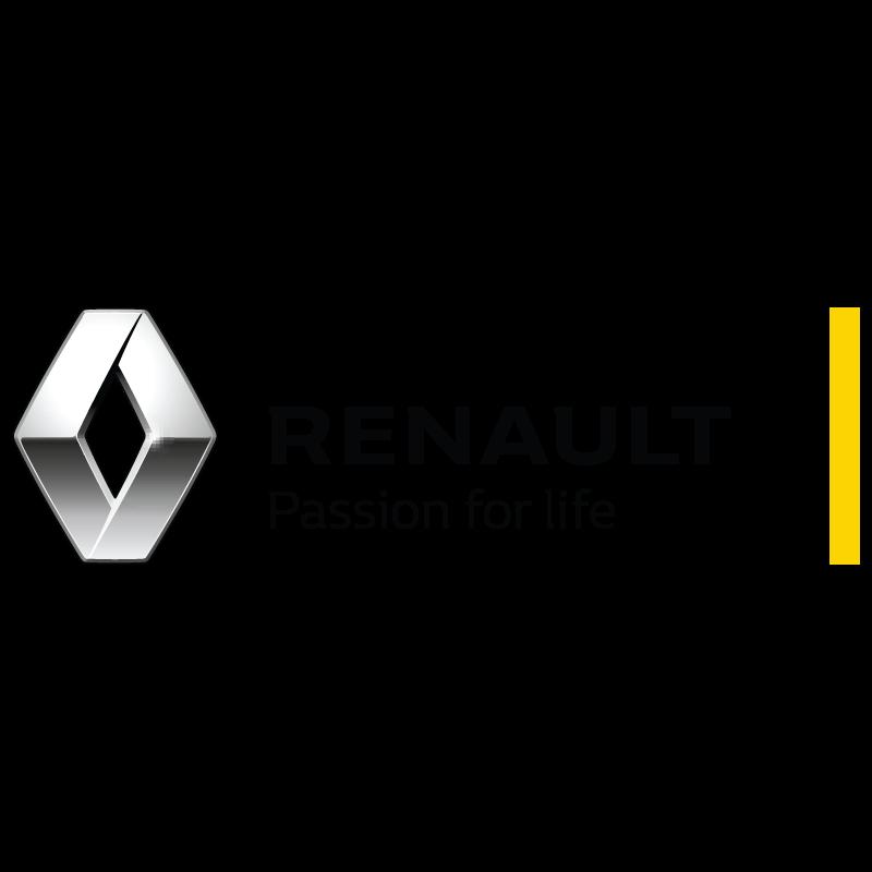 Renault new logo vector logo