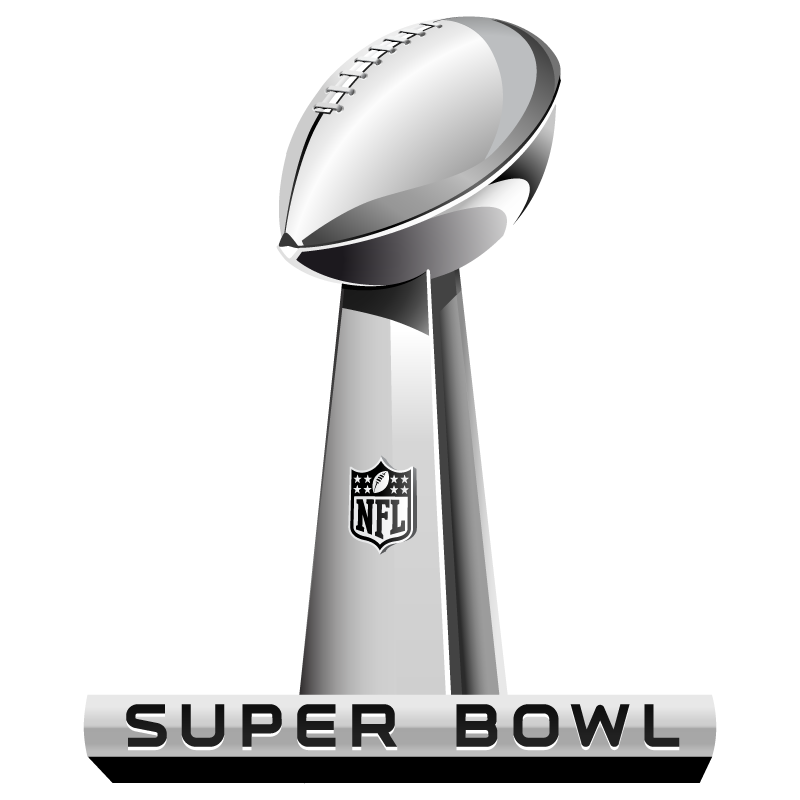 Super Bowl logo vector logo