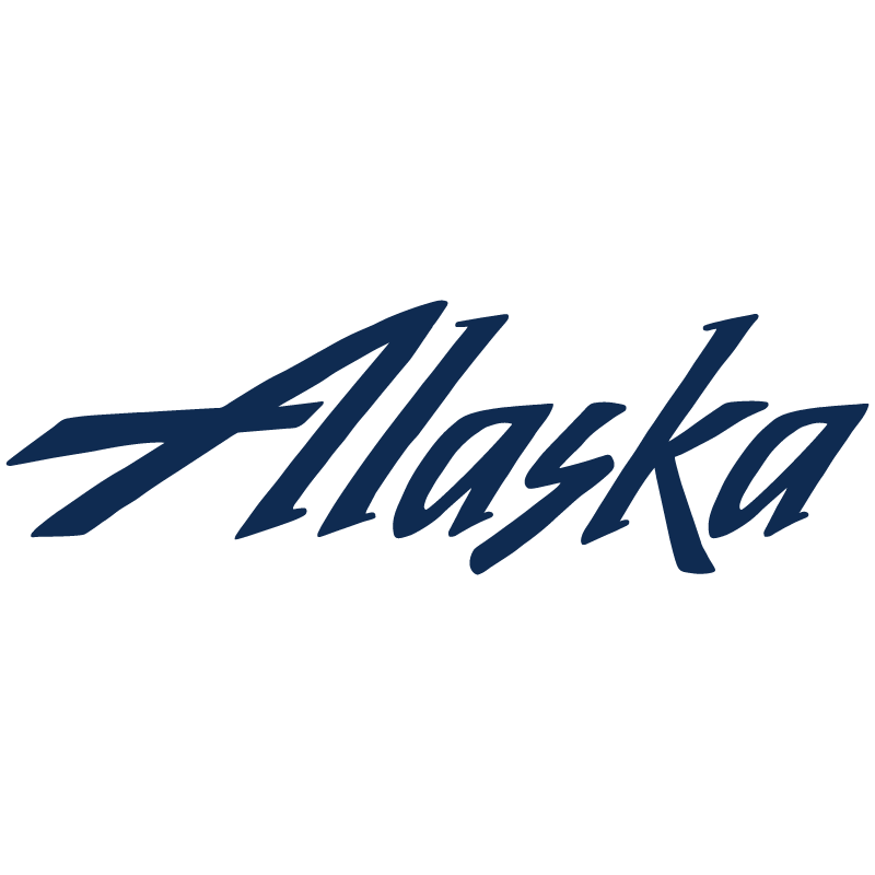 New Alaska Airlines logo vector logo