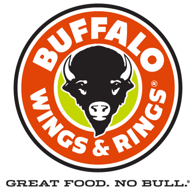 Buffalo Wings & Rings logo vector logo