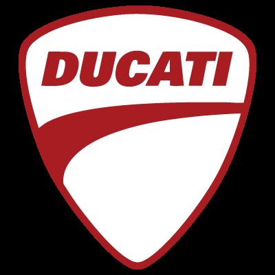 Ducati Flat logo vector logo