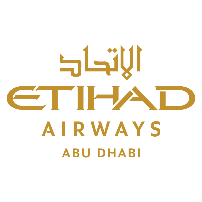 Etihad Airways logo vector logo