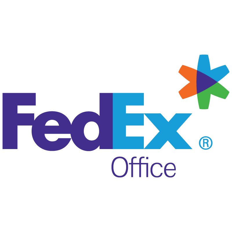 FedEx Office logo vector logo