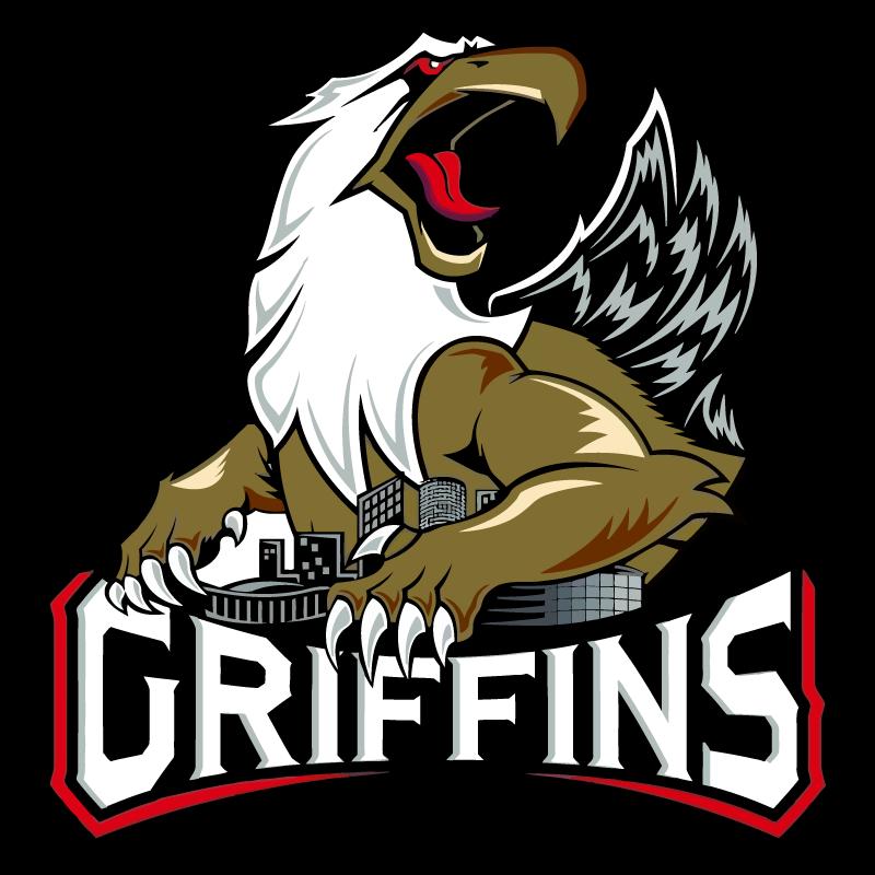 Grand Rapids Griffins 2015 logo vector logo