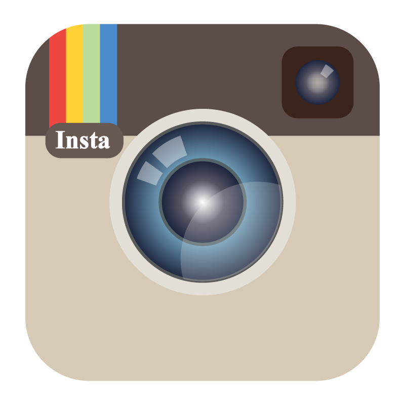 Instagram new icon logo vector logo