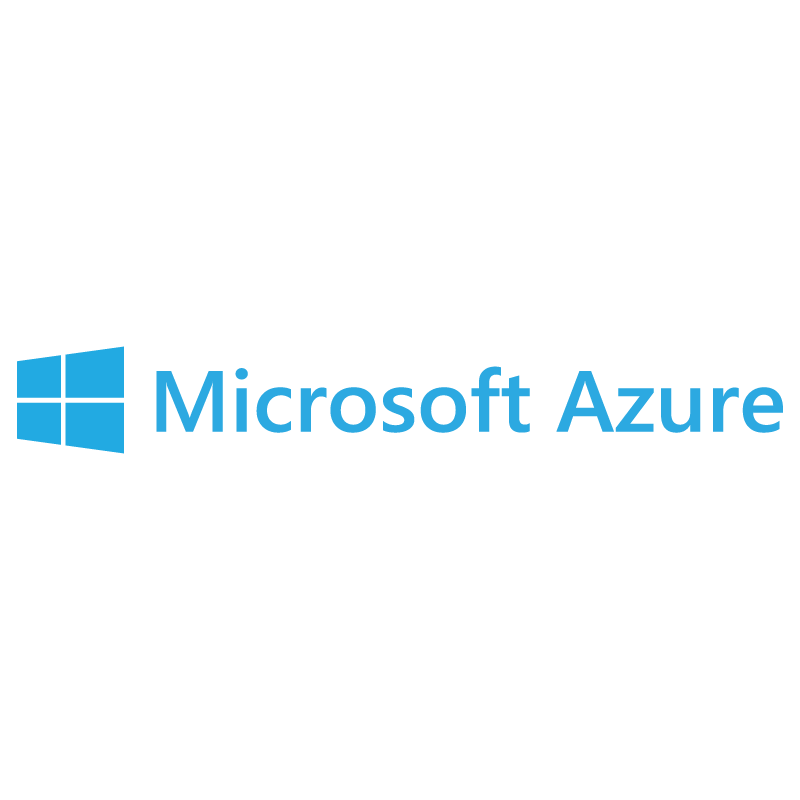 Microsoft Azure logo vector (.EPS, 803.59 Kb) download