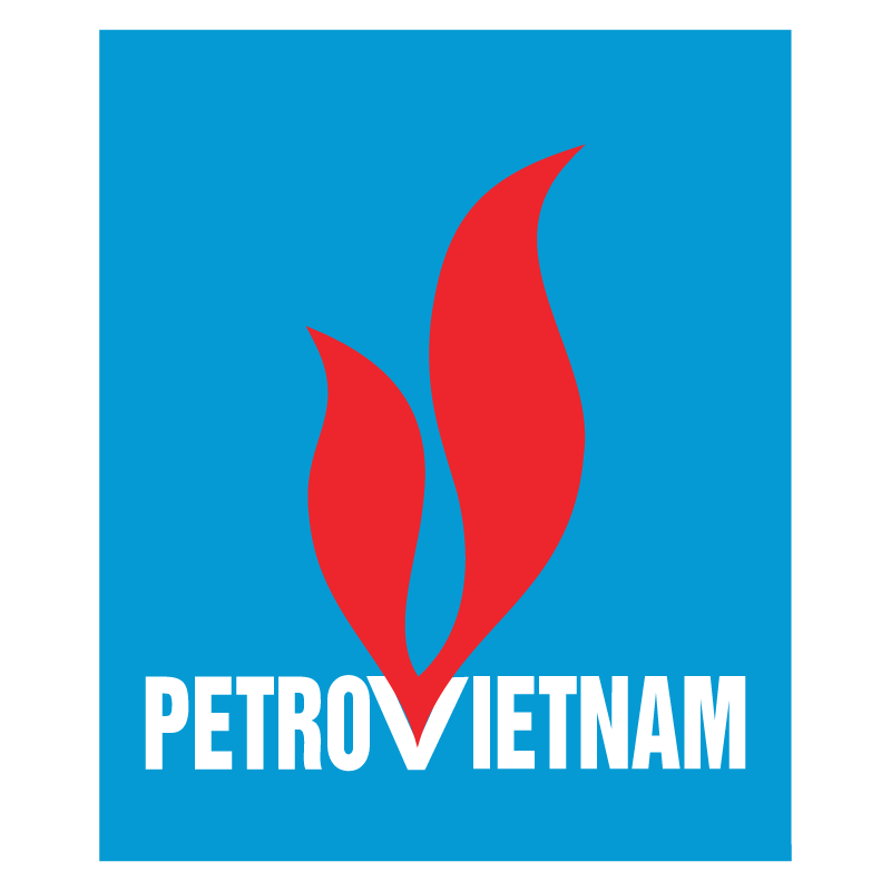 Petrovietnam logo vector logo