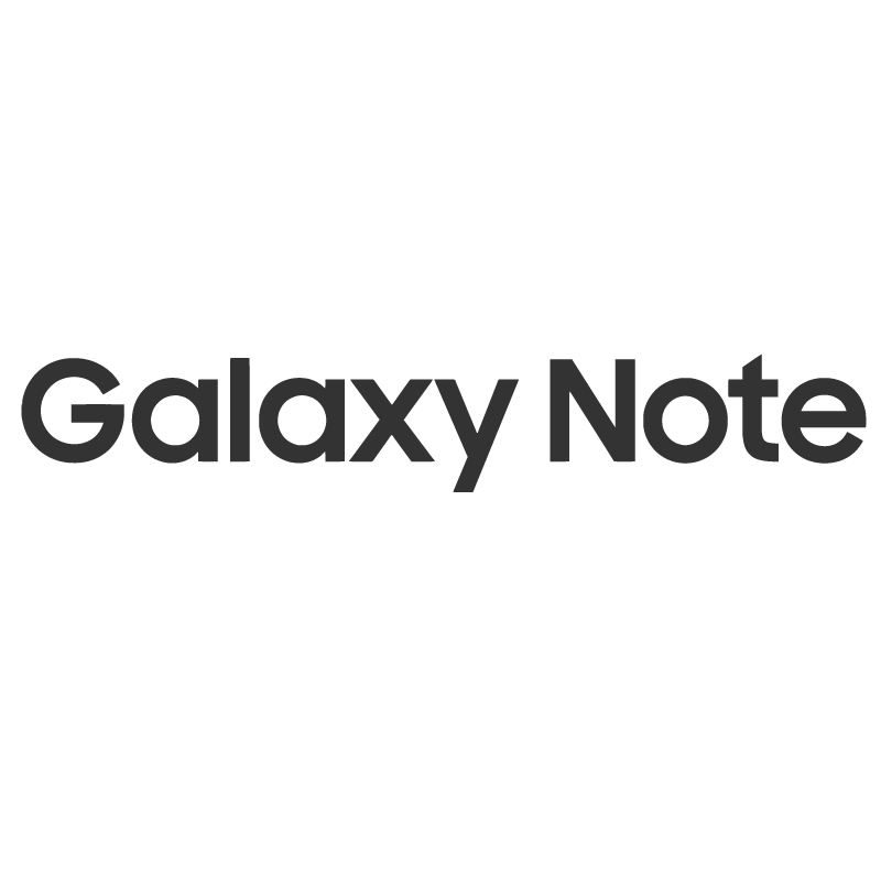 Samsung Galaxy Note logo vector logo