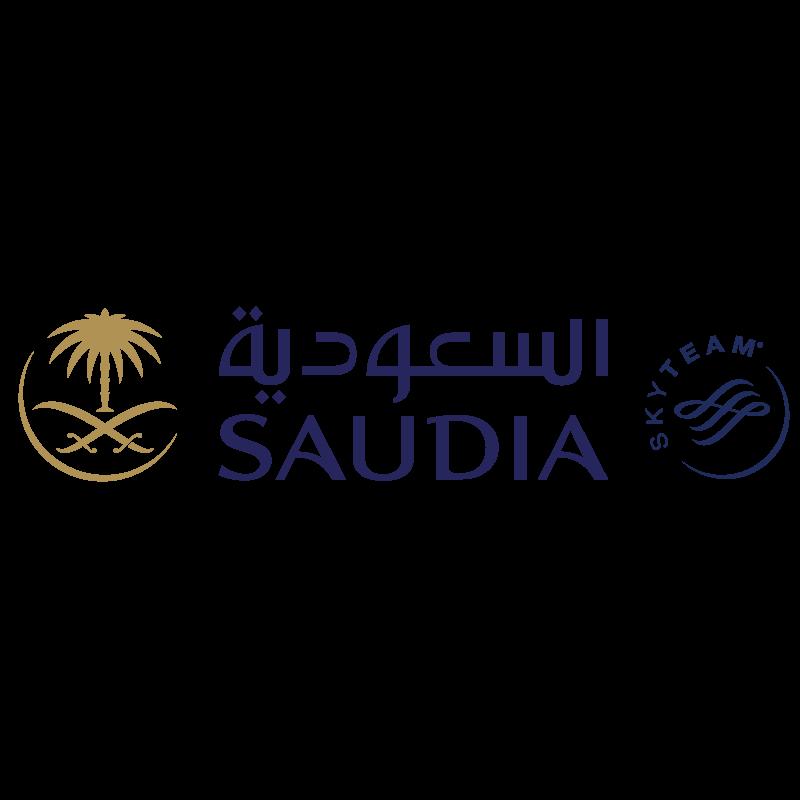 Saudia Airlines logo vector logo