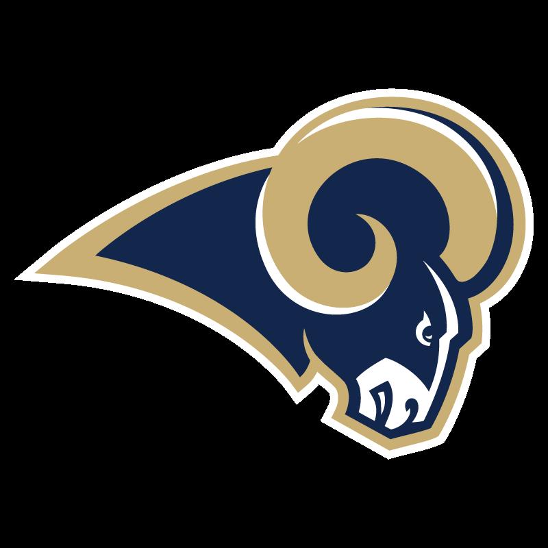St. Louis Rams logo vector logo