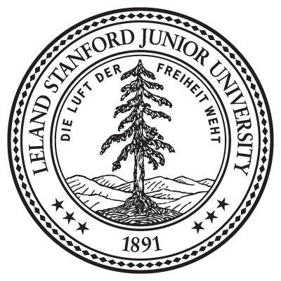 Stanford University logo vector logo