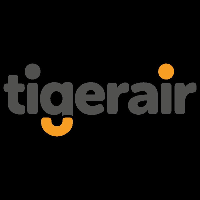 Tigerair logo vector logo
