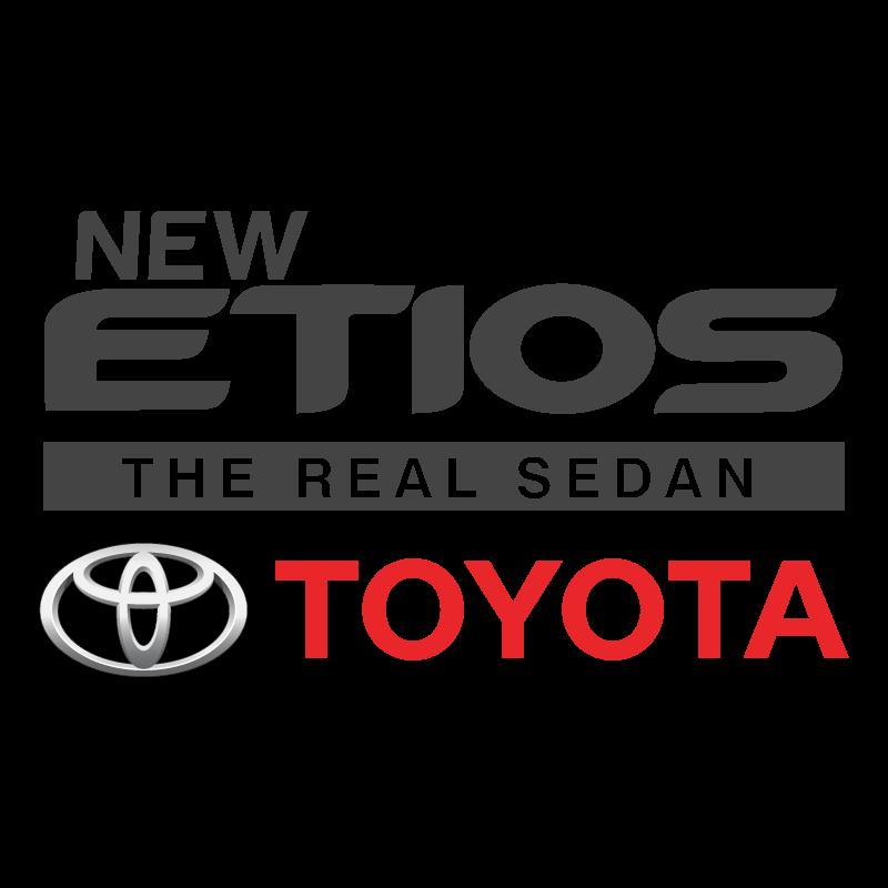 Toyota Etios logo vector logo