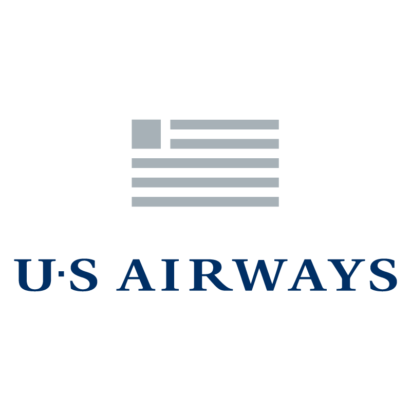 US Airways logo vector logo