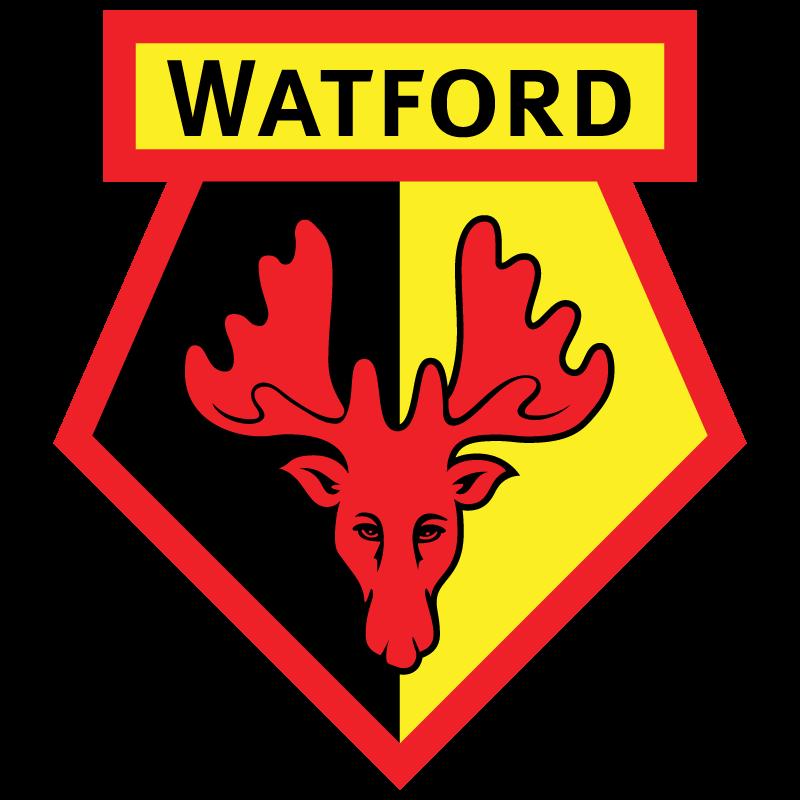 Watford FC logo vector logo