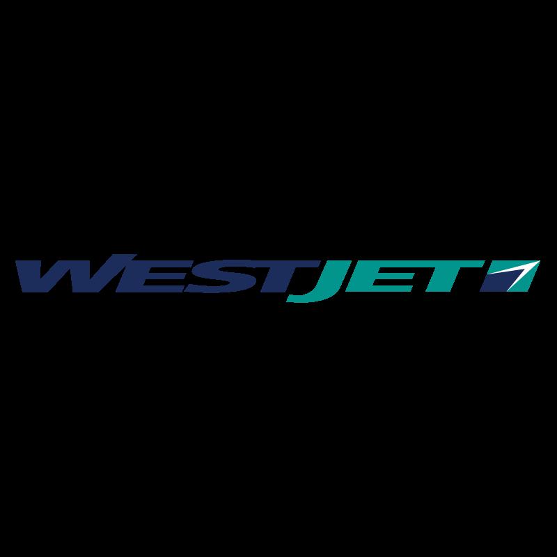 Westjet Airlines logo vector logo