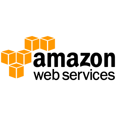 Amazon Web Services logo vector logo