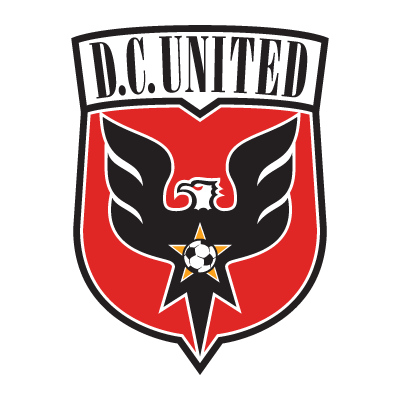 D.C. United soccer club logo vector logo