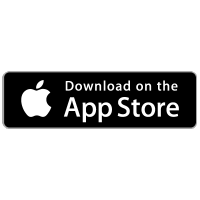 Download On The App Store Flat Badge logo