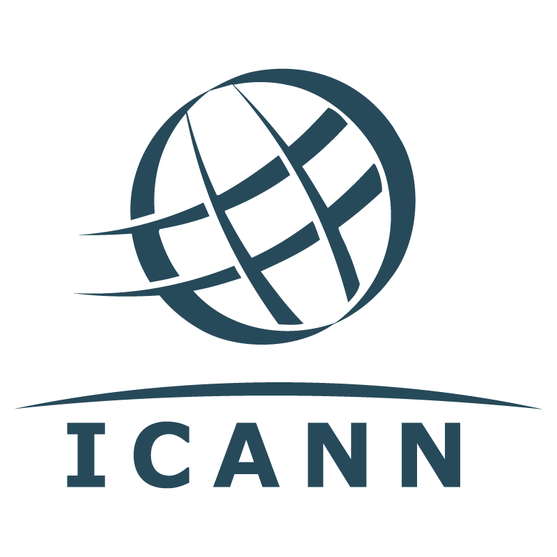 ICANN logo vector logo