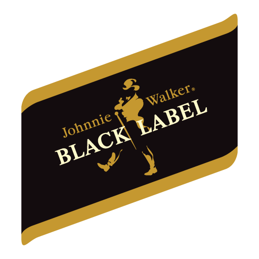 Johnnie Walker Black Label logo vector logo