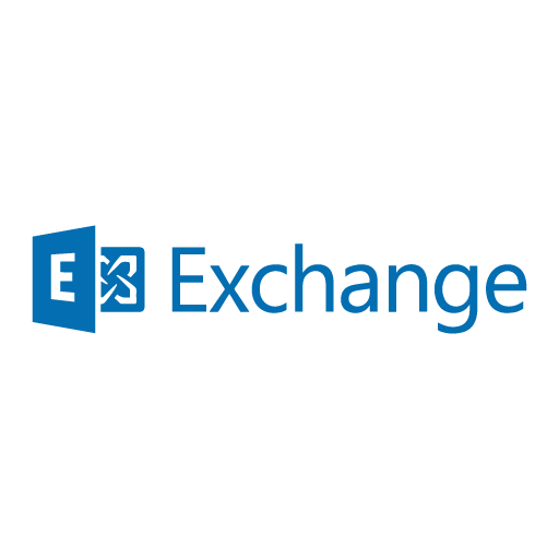 Microsoft Exchange logo vector logo
