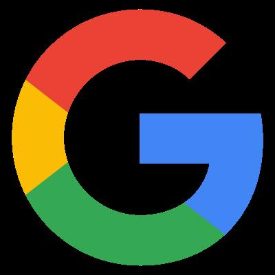 New Google Favicon logo vector logo